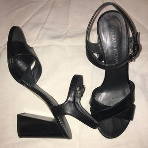 Stuart Weitzman size 9 heels only worn once